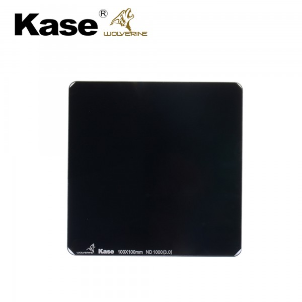KaseFilters Wolverine K100 ND 1000 / ND 3.0 (100x100mm)