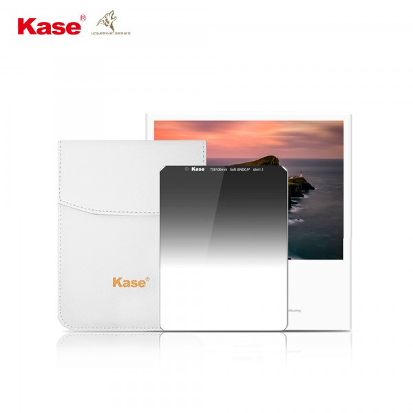 Kase SLIM Wolverine K75 Soft GND 0.9 (75x100mm)