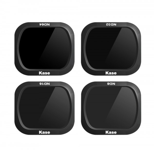 Kase magnetisches ND Filter Kit für DJI Mavic 2 PRO inkl. ND8 ND16 ND32 ND64