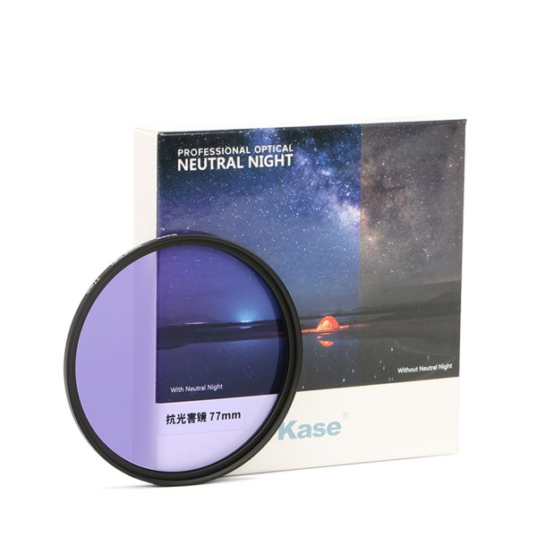 Kase ROUND Neutral Night Filter