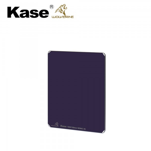 Kase Wolverine K100 ND 64 / ND 1.8 (100x100mm)